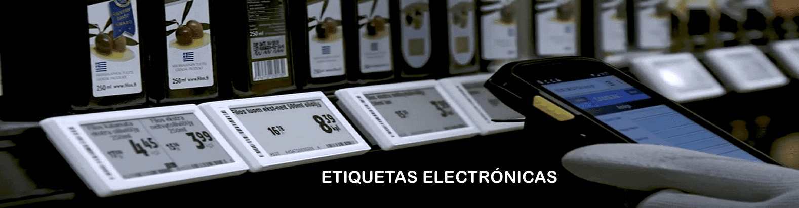 Etiqueta electrónica