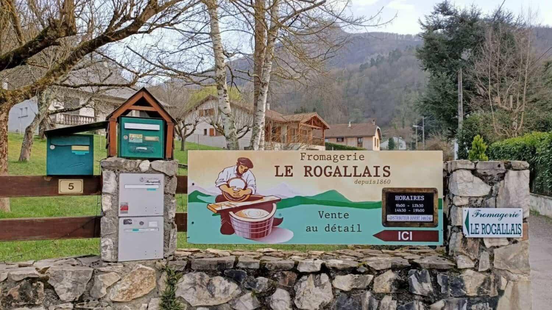 Fromage Le Rogallais