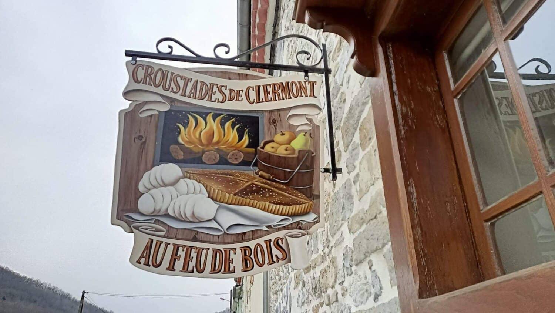 Croustade Clermont
