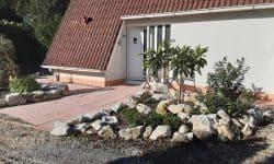 Vakantiehuis Villa 50 Tuin voortuin