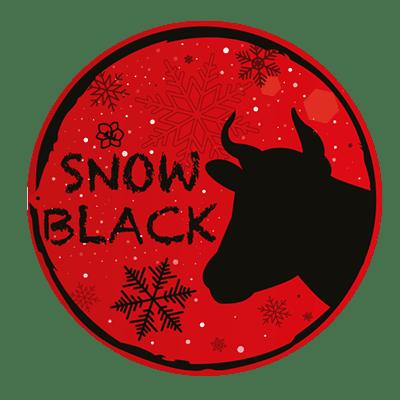Snow Black Logo