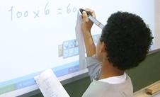 tableau blanc interactif tbi UGAP pour l'école numérique