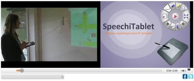 SpeechiTablet Icole