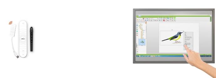 Comparaison entre un TBI mobile eBeam Edge + et un tableau interactif fixe