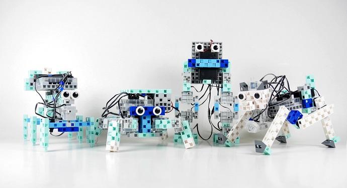 les robots programmables speechi