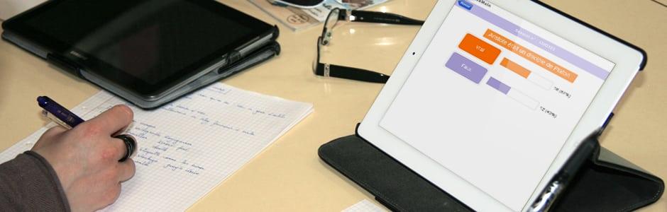 logiciel d'évaluation en ligne